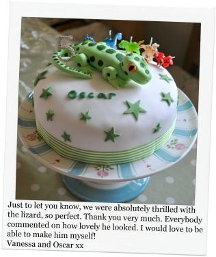 Vanessa's Cake